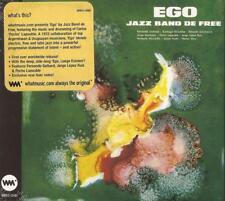 Jazz Band De Free - Ego (CD 2004)  NEW / SEALED