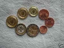 manueduc   MALTA  2008   Las 8 Monedas    NUEVAS
