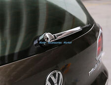 New Chrome Rear Wiper Cover Trim For VW Tiguan 2009-2015