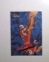 1995 SkyBox Basketball #15 Michael Jordan Card Chicago Bulls