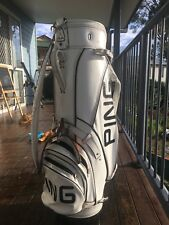 Golf Bag - PING Retro Pro Bag - Waterproof With Soft Cover