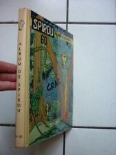 RELIURE SPIROU n°  60  / NUMEROS  977 A  988   /  1957