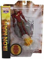 Iron Man Action Figure Marvel Select APR083470 Classic Comic Iron Man Rare Item