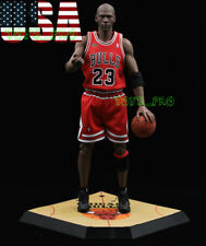 Custom 1/6 Michael Jordan Red Chicago Bulls Jersey 23 For Enterbay Figure ❶USA❶