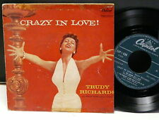 TRUDY RICHARDS With BILLY MAY Crazy in love CAPITOL EAP 1 838