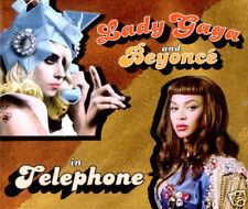 LADY GAGA / BEYONCE 'TELEPHONE' LTD US ONLY 9-TRACK