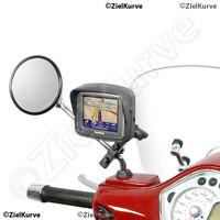 Vespa GTS 125 250 300 LX 125 150 Navi Halterung TomTom Rider 2 & Urban Rider
