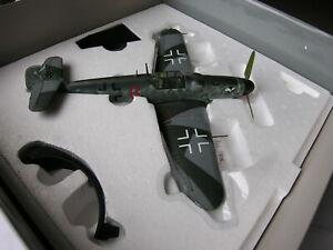 """CORGI  # AA34901 BF109G """" Red 6 """" Arnold Doring  II/JG300  ( Rare ) Ver. 1/32"""