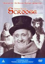 Scrooge starring Alastair Sim,Jack Warner,George Cole (DVD) Digitally Remastered