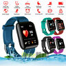 Women&Men Waterproof Bluetooth Smart Watch Phone Mate For iPhone Android IOS US
