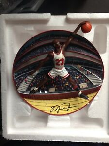 1996 Upper Deck A Legend For All Time Collection- SLAM JAMMER M. JORDAN