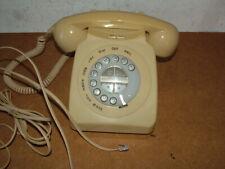 Rare Design Retro Rotary Dial Telephone