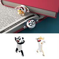 3D Stereo Cartoon Tier Panda Shiba Inu Buch markiert lustige Kindergeschenke