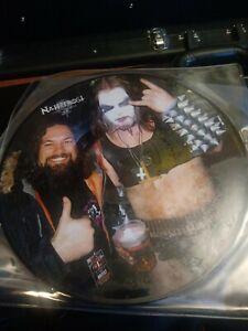 NATTEFROST-TERRORIST(NEKRONAUT PT. I) Vinyl picture disc ( limited )
