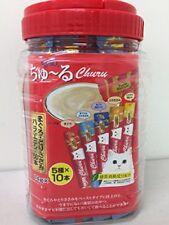 CIAO Churu Cat Treats Lick Snacks Variety five x10