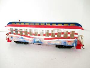 BACHMANN On30 - HAWTHORNE VILLAGE SPIRIT OF AMERICA - JUSTICE COACH - LN -