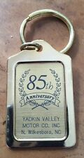 Vintage Ford Yadkin Valley Ford NC Oldest Ford Dealer 85Th Anniversary Key Ring