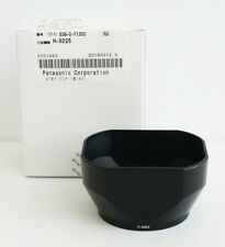Panasonic VYC1063 Lens Hood for Leica H-X025 DG Summilux 25mm Lens (BRAND NEW)