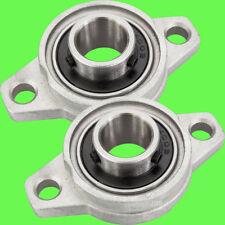 ► 2 Stk KFL000 Flanschlager Gehäuselager 10mm Welle CNC 3D Drucker KFL Halterung