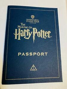 Warner Bros Studio Tour London - The Making of Harry Potter Passport *NEW!*