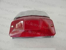 LAMBRETTA GP 150, 200 POLISHED ALLOY REAR TAIL LIGHT HOUSING BRAND NEW