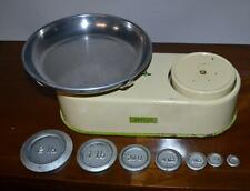 Vintage HARPER Weighing Scales with Set of Weights [PL2618]