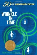 A Wrinkle in Time 50th Anniversary Edition (A Wrinkle in Time Quintet) [New Book