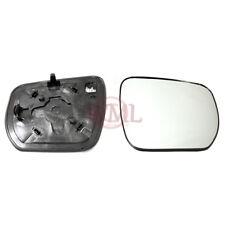 Suzuki Grand Vitara 2006 - > 2009 Puerta Espejo de cristal de plata, calentado & Base Lado Derecho
