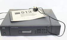 NAD 513 Compact Disk player CD changer HIFI system vintage Faulty But Works!