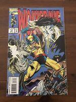 Marvel Comics Presents #73 Wolverine Weapon X Marvel Comics FM//VF