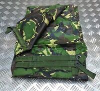 Genuine British Military Issue IRR DPM Camo Basher / Tarp / Shelter Sheet GS