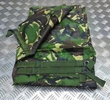 Genuine British Military Issue IRR DPM Camo Basher / Basha Tarp Shelter Sheet GS