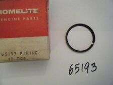 NEW HOMELITE L PISTON RING     P/N  65193   EZ AUTO, XL-MINI AUTOMATIC