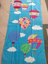 Hiccups Hot Air Balloon Beach Towel Bnwt