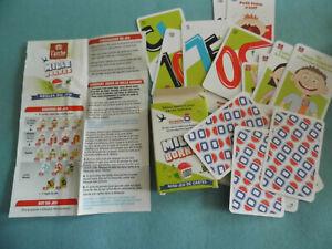 jeu de carte - mille Bornes - Dujardin