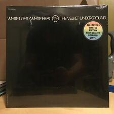 The Velvet Underground 'White Light White Heat' LP NEW / SEALED - COLOR VINYL