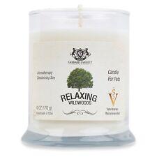 Vela De Soja Para Aromaterapia Desodorante Natural Elimina Olores Mascotas