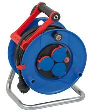 Brennenstuhl 1218350 Cable Reel 25m Black Protective Contact Plug