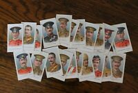VICTORIA CROSS HEROES, IMPERIAL TOBACCO CIGARETTE CARDS,  PICK YOUR CARD(S)