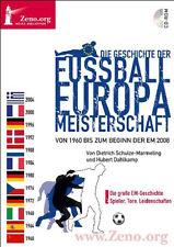 Die Geschichte der Fussballeuropameisterschaft v. 1960-2008 CD ROM Zeno Band 25