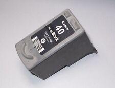 Cartuccia di stampa Canon PG-40 PG-50 Black ricaricata (no CL-38 CL-51 CL-41 )