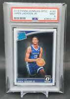 2018 Optic #188 Jaren Jackson Jr Memphis Grizzlies Rookie RC PSA 9 GEM 47654177