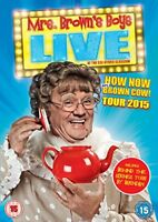 Mrs. Brown's Boys Live: How Now Mrs. Brown Cow [DVD] [2014][Region 2]