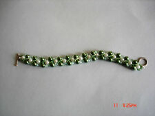 Handmade Acrylic Beaded Fashion Bracelets