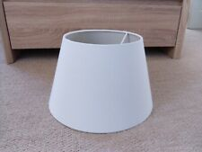 Laura Ashley Off White Tapered Drum Lampshade.