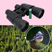 Optical 20 X 50 High Power Prism Binoculars & Case Caps Bag Strap Bird Watching