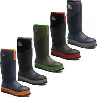 Dickies Landmaster Pro Waterproof Safety Wellingtons Steel Toe Cap Boots UK6-12
