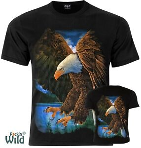 Eagle Wings Official Wild T-Shirt UK Stockist M L XL