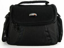 Zeikos - Shoulder Case Bag for Bridge Camera, Digital Camera, Camcorder