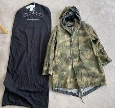 EVERLAST Parka Capuche Alpine Camouflage Large Comme NEUF   eBay